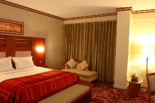 Grand Central Hotel - Zimmer