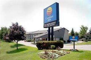 Gananoque Hotels:Comfort Inn Brockville