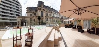 Gran Hotel Buenos Aires - Terrasse