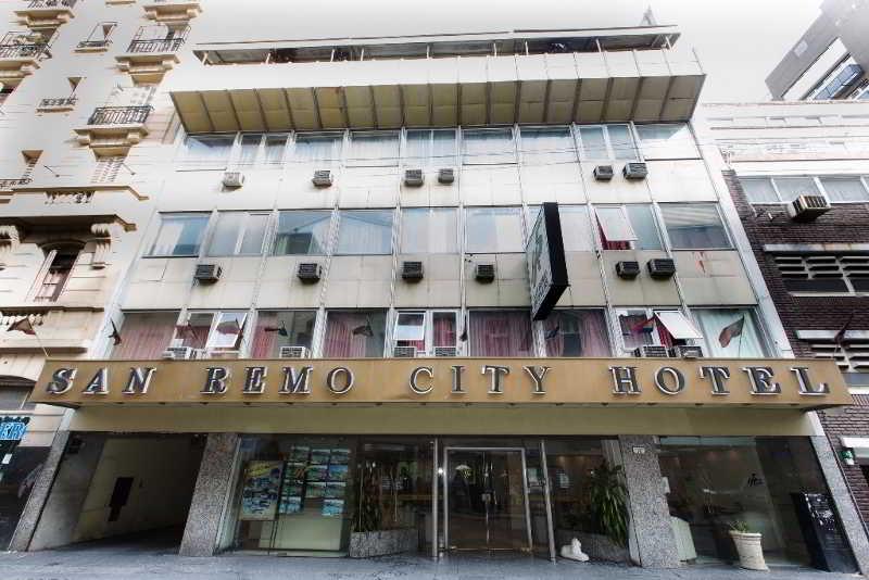 San Remo City, Talcahuano 24,