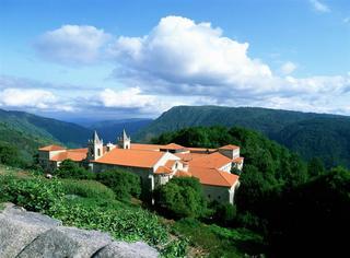 Parador de Santo Estevo, Monasterio De Santo Estevo,s/n