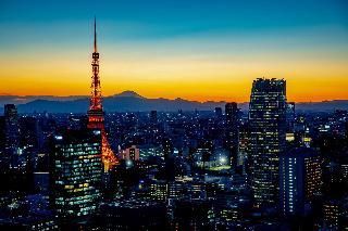 Park Hotel Tokyo, Shiodome Media Tower Higashi-shinbashi,1-7-1