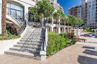 Barcelo Royal Beach - Terrasse