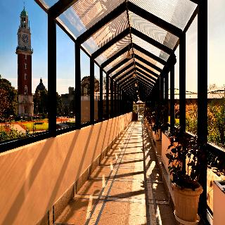 Sheraton Buenos Aires Hotel & Convention Center - Terrasse
