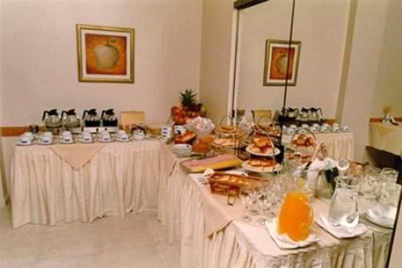 Howard Johnson Congreso - Restaurant