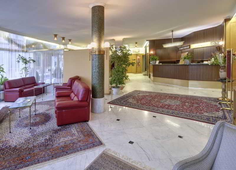 Grand Hotel Cravat-Worldhotel - Diele