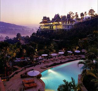 Panviman Chiangmai Spa Resort