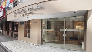Milan Hotel - Generell