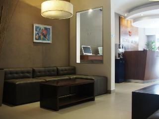 Milan Hotel - Diele