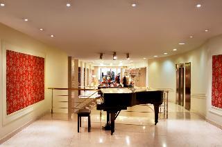 Argenta Tower Hotel & Suites - Diele