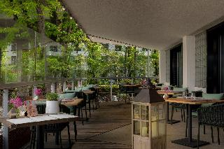 Four Points By Sheraton Sihlcity - Terrasse