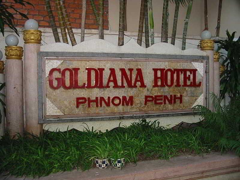 Goldiana Hotel Phnom…, Road 282, Sangkat Boeung…