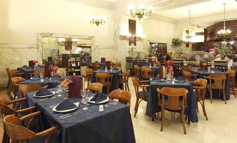 Castelar Hotel & Spa - Restaurant