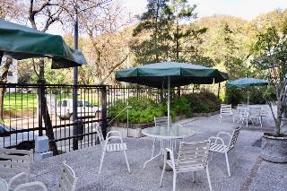 Golf Tower Suites & Apartments - Terrasse