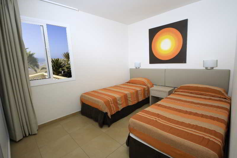 Las Tejas - Zimmer