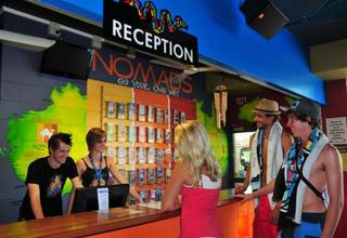 Nomads Cairns Backpackers…, 341 Lake Street,.