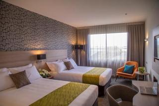 Christchurch Hotels:Sudima Hotel Christchurch Airport