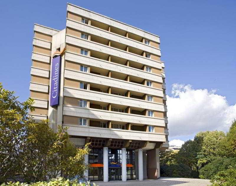 Citadines Centre Bordeaux…, Rue Jean Fleuret,25
