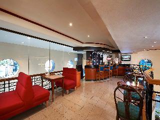 Berjaya Makati Hotel - Bar