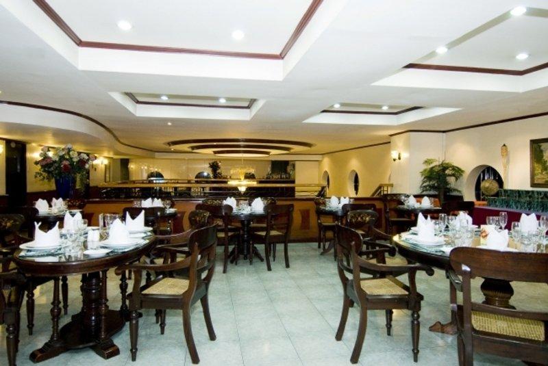 Berjaya Makati Hotel - Restaurant