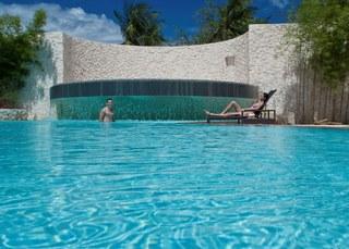 Maribago Bluewater Beach Resort - Pool