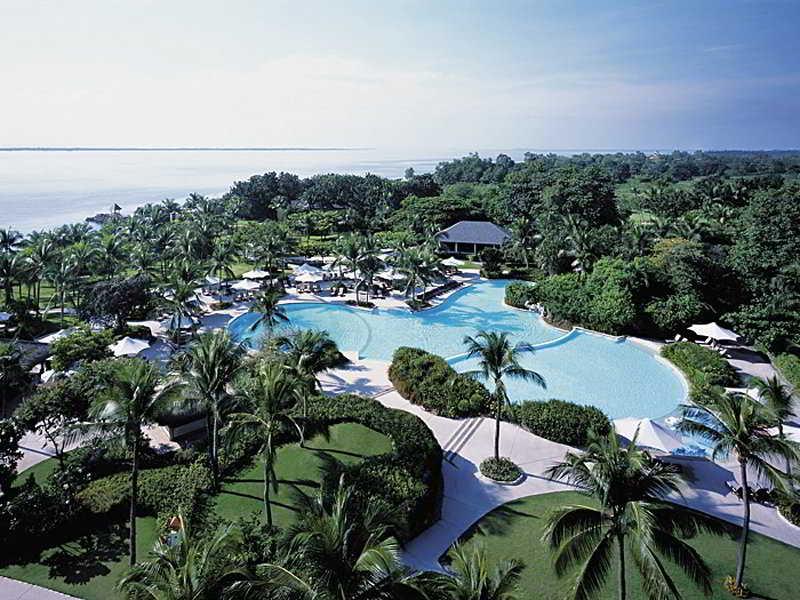 Shangri Las Mactan Resort and Spa Cebu - Pool