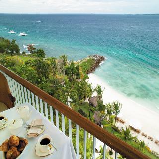 Shangri Las Mactan Resort and Spa Cebu - Terrasse