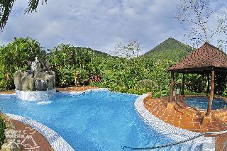 Lomas del Volcan - Pool