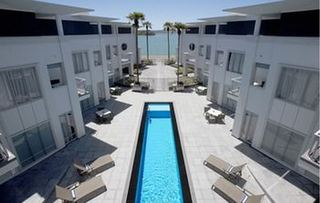 The Waterfront Suites - Pool