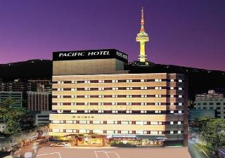 Pacific Hotel Seoul, 2, Toegye-ro 20-gil, Jung-gu,