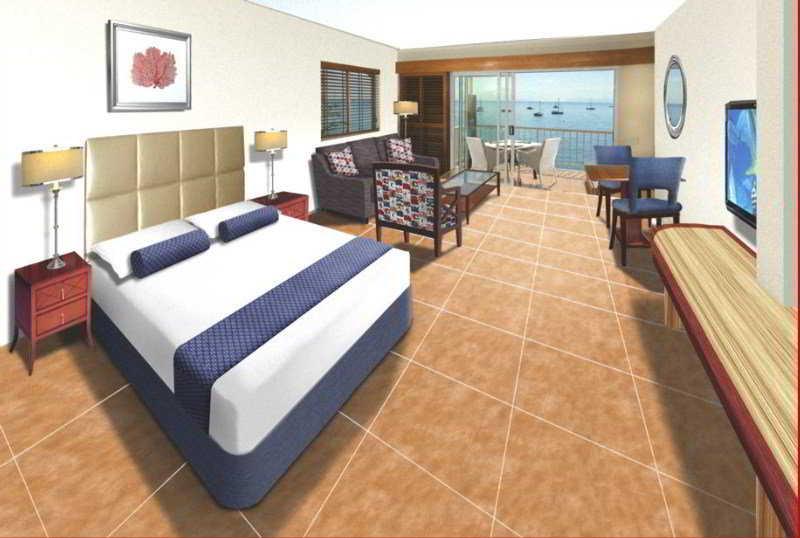 Coral Sea Resort