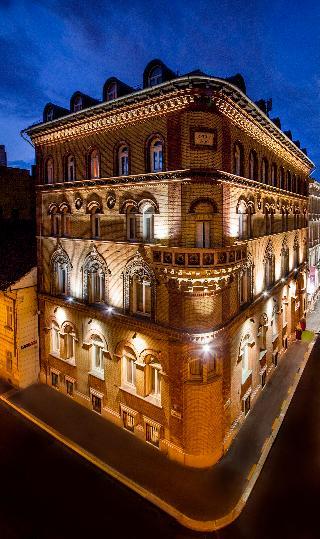 Hotel Museum Budapest, Trefort,2