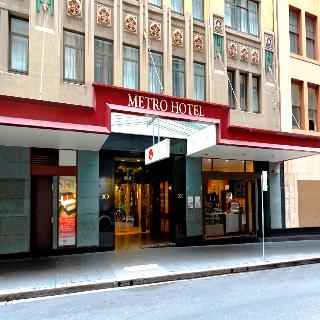 Metro Hotel on Pitt…, Pitt Street,300