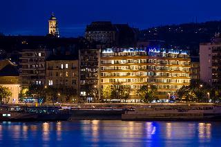 Novotel Budapest Danube, Bem Rakpart,33-34