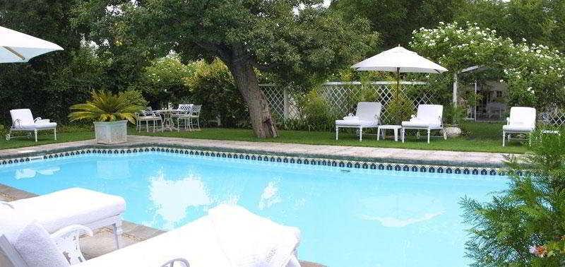 Rosenhof Country House - Pool