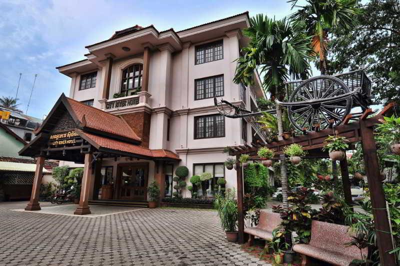 City River Hotel Siem Reap