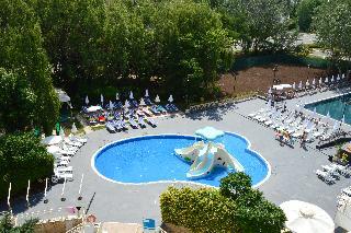 Aquamarine Hotel - Pool