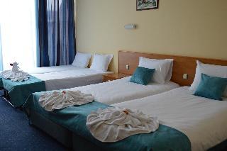 Aquamarine Hotel - Zimmer