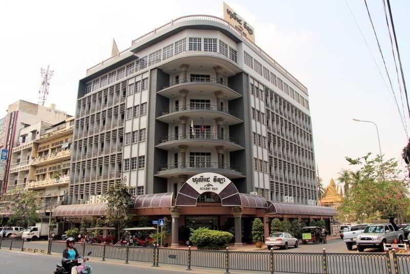 Holiday Villa Phnom…, Monoving Blvd, Sangkat Vealvong,…