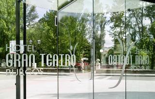Silken Gran Teatro, Avenida Del Arlanzon,8