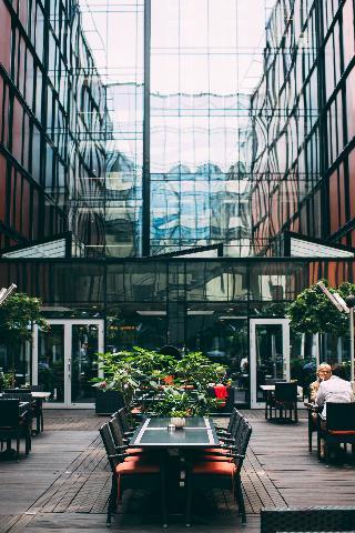 Radisson Blu Elizabete Hotel - Terrasse