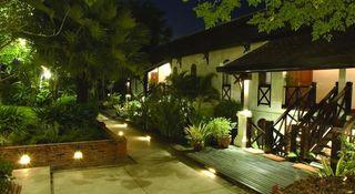 Belmond la Residence Phou Vao - Terrasse