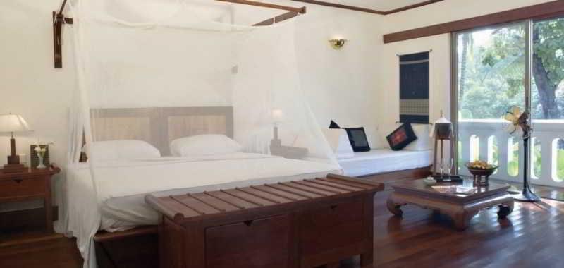 Belmond la Residence Phou Vao - Zimmer