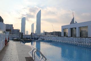 Crowne Plaza Hotel Abu Dhabi - Pool