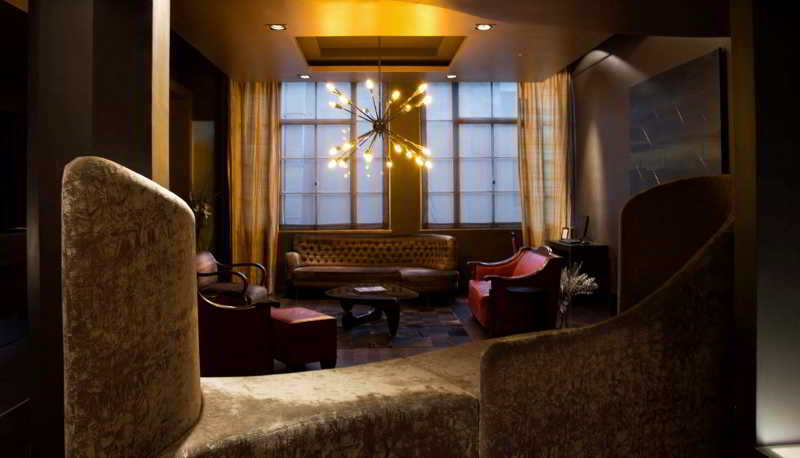 Moreno Hotel Buenos Aires - Diele