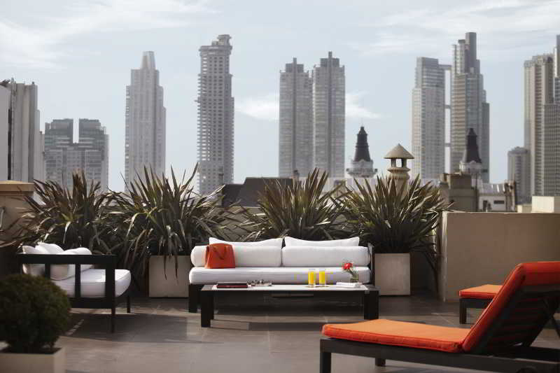 Moreno Hotel Buenos Aires - Terrasse