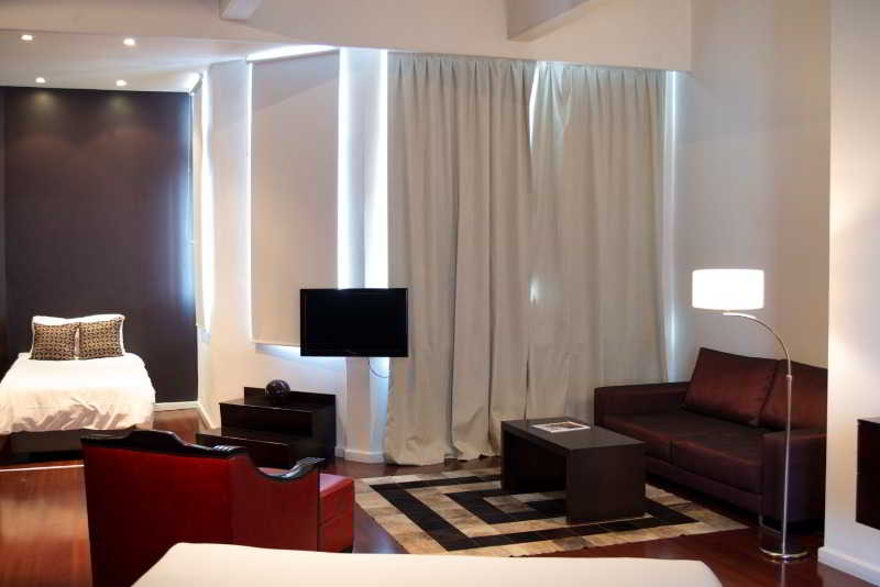Moreno Hotel Buenos Aires - Zimmer