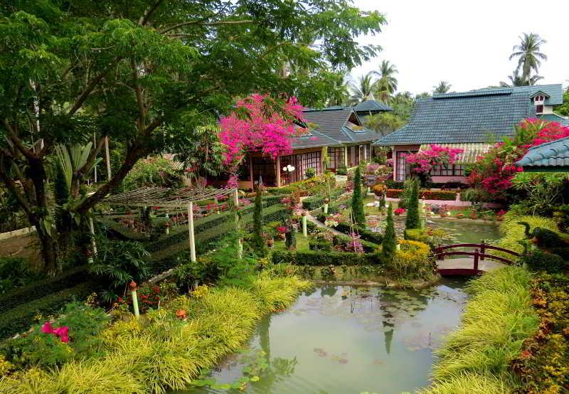 Ekman Garden Resort, Moo 5, T. Sao Pao, A. Sichon,39/2