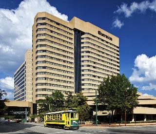 Sheraton Memphis Downtown, 250 N Main Street,