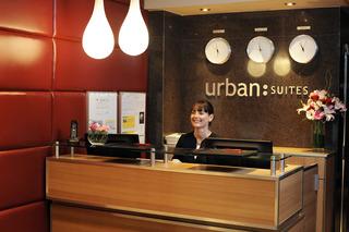 Urban Suites Recoleta Boutique Hotel - Diele